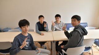 「青丘メソッド4」<br>ゆとりの校舎・学生寮(通学可)